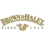Brown & Haley Logo